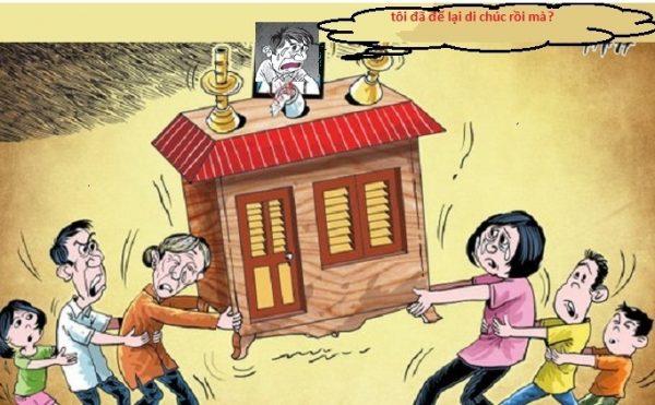 Luật sư thừa kế tại Đồng Nai