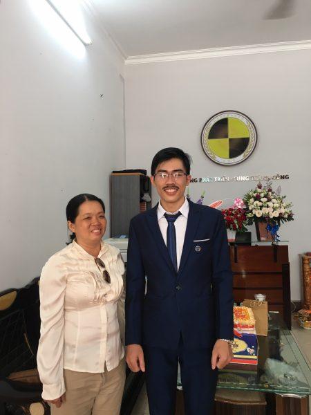 Luật sư Võ Văn Dũng